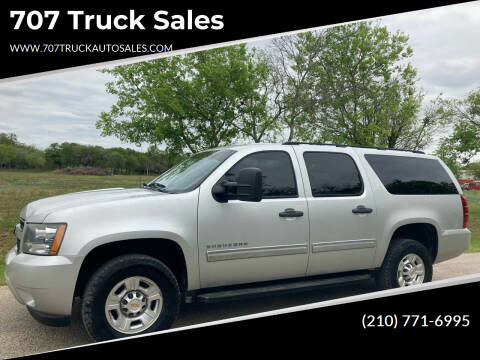 2010 Chevrolet Suburban for sale at 707 Truck Sales in San Antonio TX