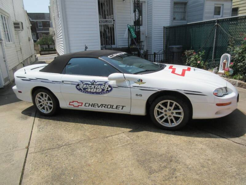 2000 Chevrolet Camaro for sale at Island Classics & Customs in Staten Island NY