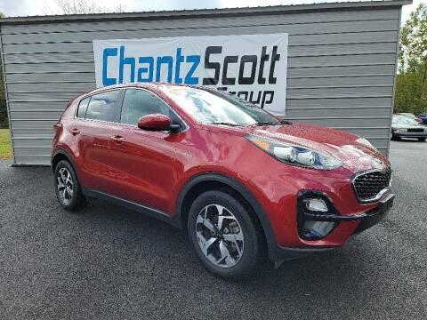 2020 Kia Sportage for sale at Chantz Scott Kia in Kingsport TN