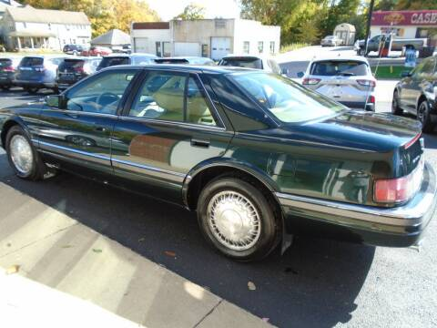 1994 Cadillac Seville for sale at Nelson Auto Sales in Toulon IL