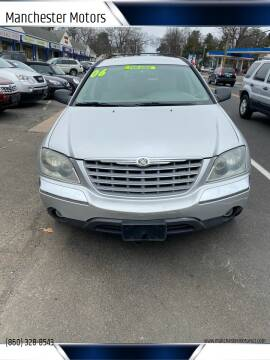 2006 Chrysler Pacifica for sale at Manchester Motors in Manchester CT