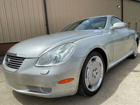 2003 Lexus SC 430 for sale at Prime Auto Sales in Uniontown OH
