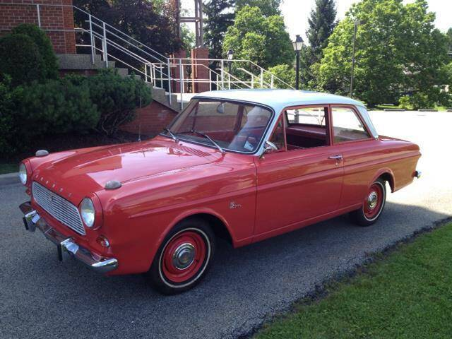 1964 Ford Taunus for sale at Hutchys Auto Sales & Service in Loyalhanna PA