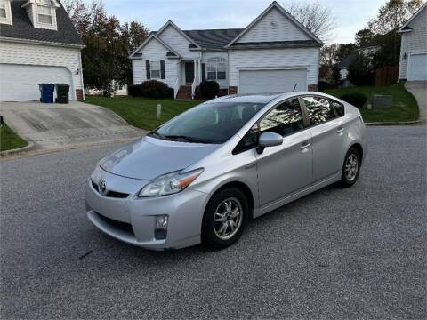2010 Toyota Prius for sale at Deme Motors in Raleigh NC