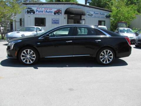 2018 Cadillac XTS Pro for sale at Pure 1 Auto in New Bern NC