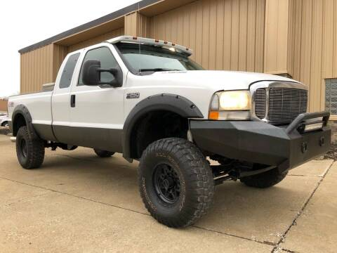 2003 Ford F-250 Super Duty for sale at Prime Auto Sales in Uniontown OH