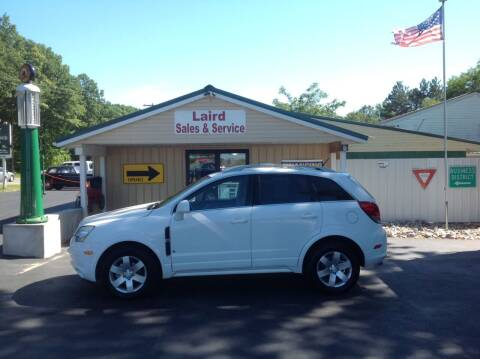 2008 Saturn Vue for sale at LAIRD SALES AND SERVICE in Muskegon MI