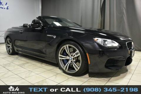 2014 BMW M6 for sale at AUTO HOLDING in Hillside NJ
