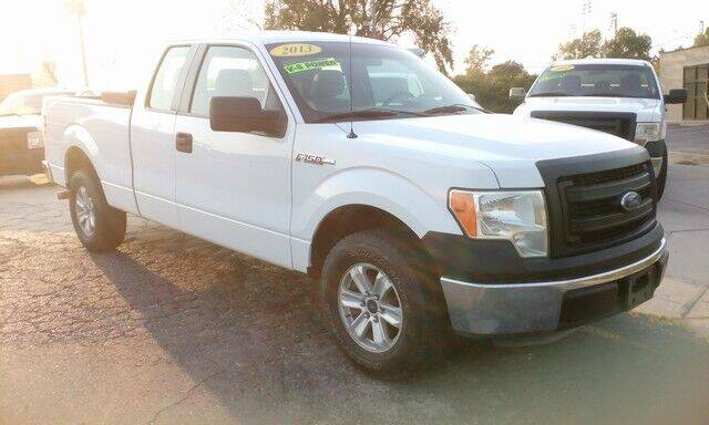 2013 Ford F-150 for sale at Jim Clark Auto World in Topeka KS