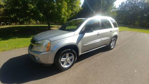 2005 Chevrolet Equinox for sale at Smith's Cars in Elizabethton TN