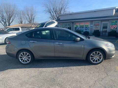2013 Dodge Dart for sale at Revolution Motors LLC in Wentzville MO