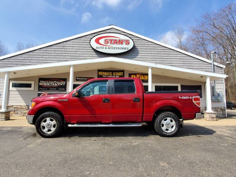 2014 Ford F-150 for sale at Stans Auto Sales in Wayland MI