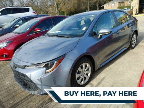 2020 Toyota Corolla for sale at TR Motors in Opelika AL