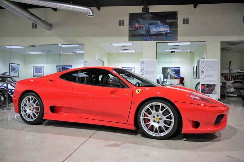 2004 Ferrari 360 Challenge Stradale for sale in Chatsworth, CA