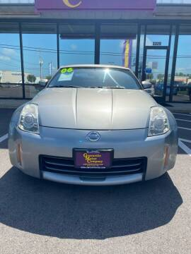 2006 Nissan 350Z for sale at East Carolina Auto Exchange in Greenville NC