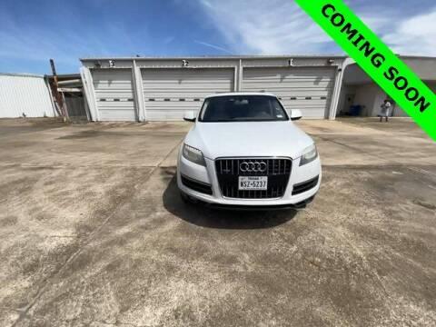 2013 Audi Q7 for sale at LAKESIDE MOTORS, INC. in Sachse TX