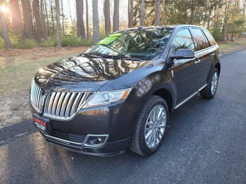 2014 Lincoln MKX for sale at Showcase Auto & Truck in Swansea MA