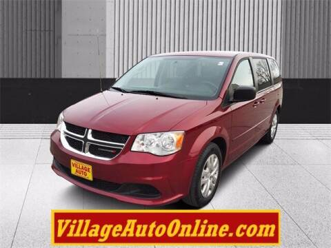 2016 Dodge Grand Caravan for sale at Village Auto in Green Bay WI