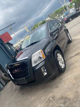2013 GMC Terrain for sale at Car Barn of Springfield in Springfield MO