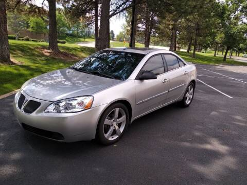 2007 Pontiac G6 for sale at QUEST MOTORS in Englewood CO