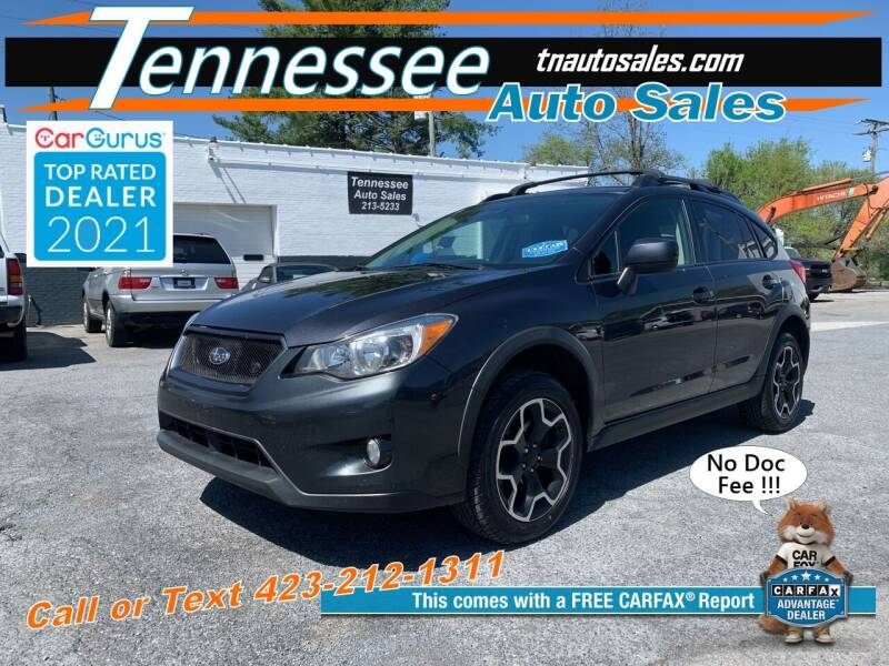 2013 Subaru XV Crosstrek for sale at Tennessee Auto Sales in Elizabethton TN