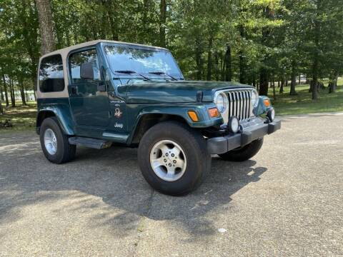 2001 Jeep Wrangler for sale at Crossroads Outdoor in Corinth MS