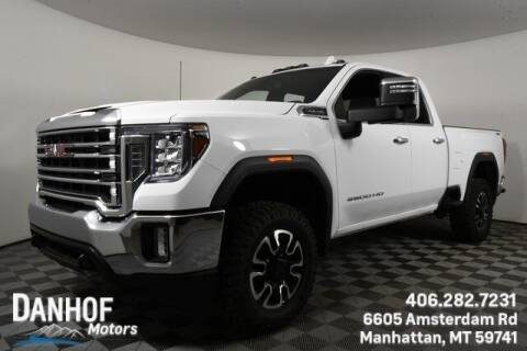 2020 GMC Sierra 2500HD for sale at Danhof Motors in Manhattan MT