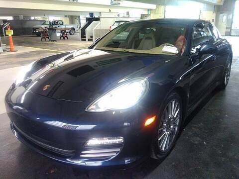 2012 Porsche Panamera for sale at Cj king of car loans/JJ's Best Auto Sales in Troy MI