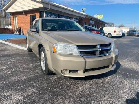 2009 Dodge Avenger for sale at Guidance Auto Sales LLC in Columbia TN