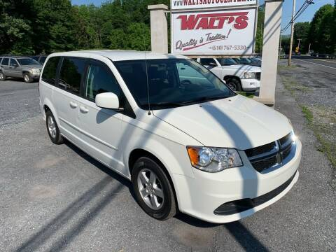 2011 Dodge Grand Caravan for sale at walts auto in Cherryville PA
