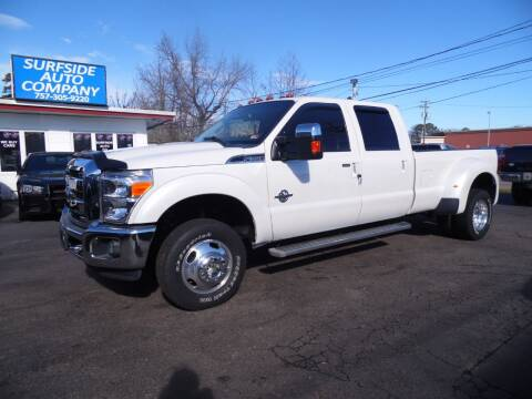 2016 Ford F-350 Super Duty for sale at Surfside Auto Company in Norfolk VA