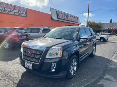 2015 GMC Terrain for sale at City Motors in Hayward CA