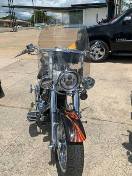 2004 Harley-Davidson FLSTFI FAT BOY for sale at E-Z Pay Used Cars - E-Z Pay Cars & Bikes in McAlester OK