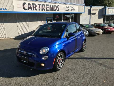2013 FIAT 500 for sale at Car Trends 2 in Renton WA