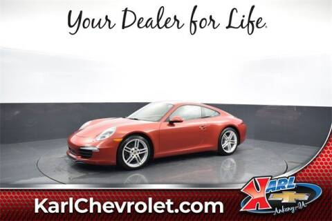 2013 Porsche 911 for sale at Karl Pre-Owned in Glidden IA