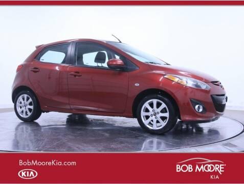 2014 Mazda MAZDA2 for sale at Bob Moore Kia in Oklahoma City OK