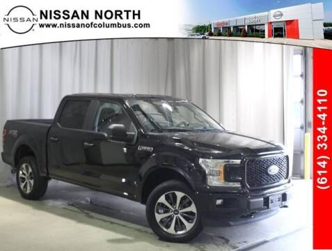 2019 Ford F-150 for sale at Auto Center of Columbus in Columbus OH