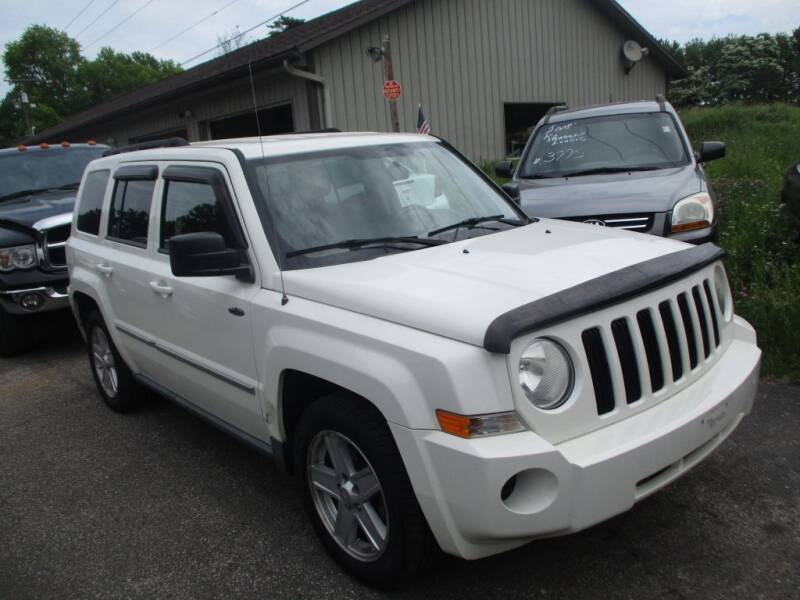 2010 Jeep Patriot for sale in North Ridgeville, OH