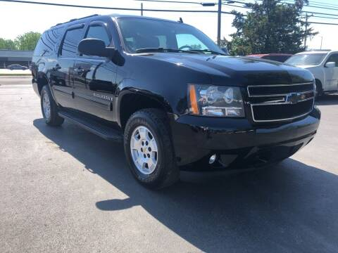 2009 Chevrolet Suburban for sale at Action Automotive Service LLC in Hudson NY