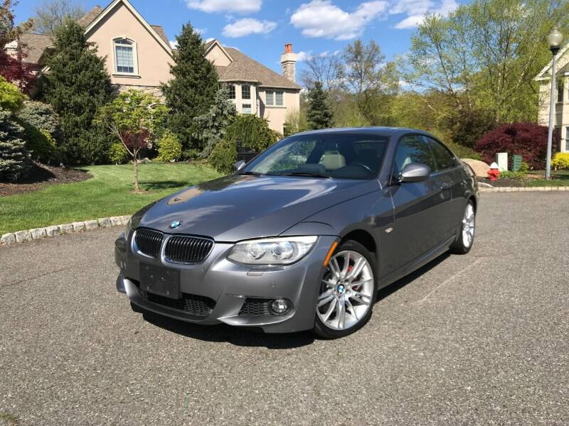 2011 BMW 3 Series for sale at CLIFTON COLFAX AUTO MALL in Clifton NJ
