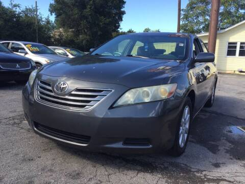 2007 Toyota Camry Hybrid for sale at Limited Auto Sales Inc. in Nashville TN