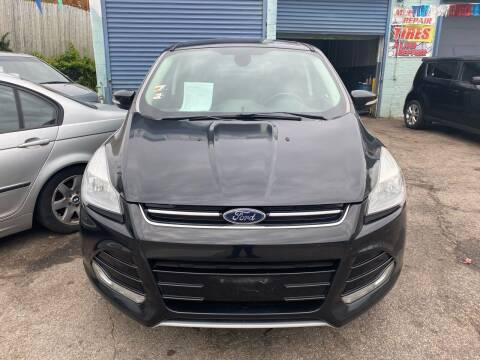 2013 Ford Escape for sale at Polonia Auto Sales and Service in Hyde Park MA
