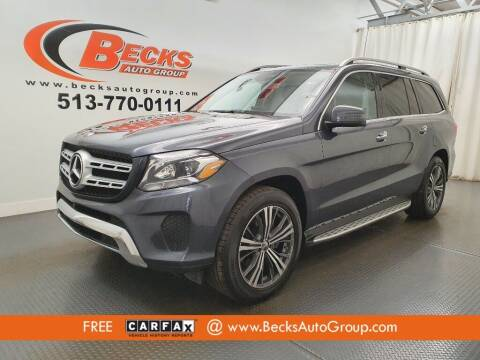2017 Mercedes-Benz GLS for sale at Becks Auto Group in Mason OH