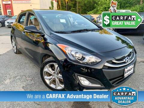 2014 Hyundai Elantra GT for sale at High Rated Auto Company in Abingdon MD
