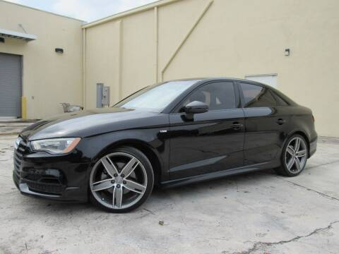 2016 Audi A3 for sale at Easy Deal Auto Brokers in Hollywood FL