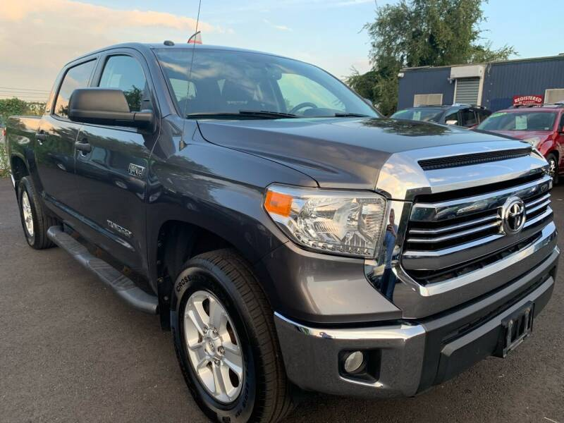 2016 Toyota Tundra for sale at TD MOTOR LEASING LLC in Staten Island NY