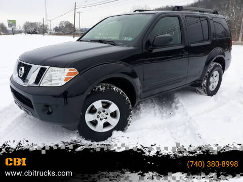 2012 Nissan Pathfinder for sale at CBI in Logan OH