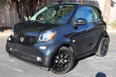 2018 Smart fortwo electric drive for sale at California Auto Sales in Auburn CA