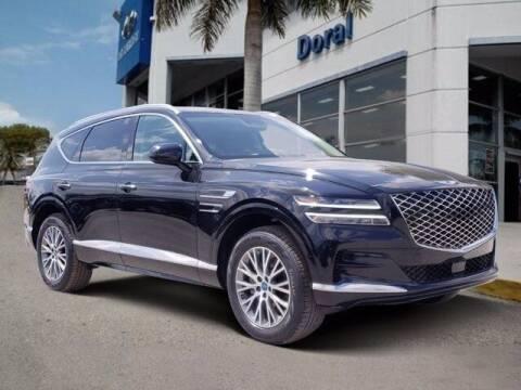 2021 Genesis GV80 for sale at DORAL HYUNDAI in Doral FL