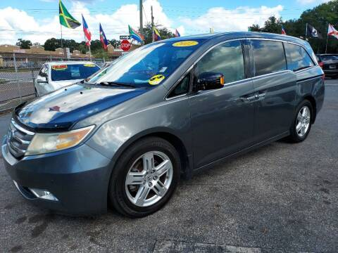 2011 Honda Odyssey for sale at AUTO IMAGE PLUS in Tampa FL